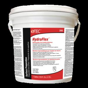 TEC 316 HydraFlex Waterproofing Crack Isolation Membrane