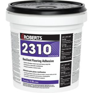 Resilient Adhesives