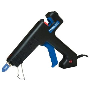 Traxx TTX-6100 100-Watt Glue Gun w/Fusion Carpet Edge Welding Tip