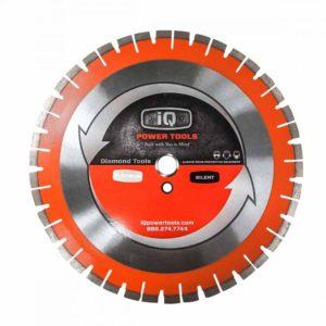 iQ 14 in. Platinum Silent Core Diamond Blade